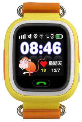 Детские умные часы Smart Baby Watch Q80