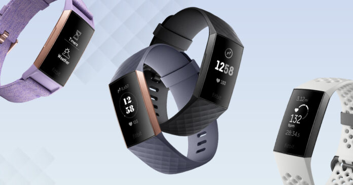 Fitbit Charge 4 и Charge 3
