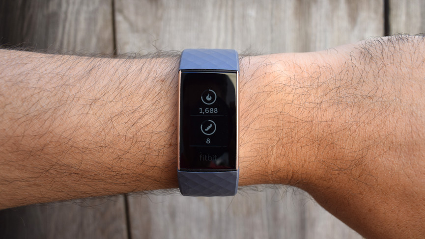 Обзор Fitbit Charge 3