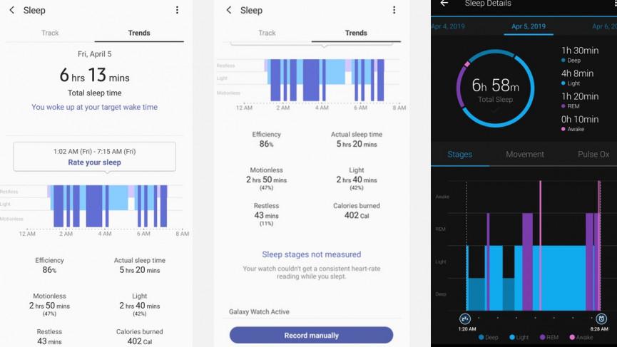 Samsung Galaxy Watch Active: полный обзор
