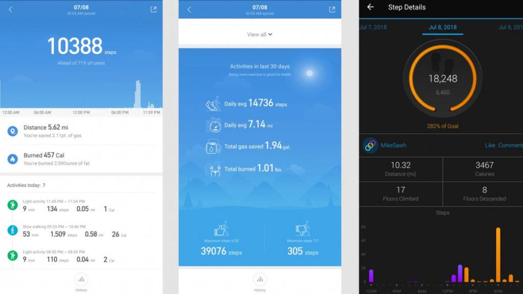 Обзор Xiaomi Mi Band 3