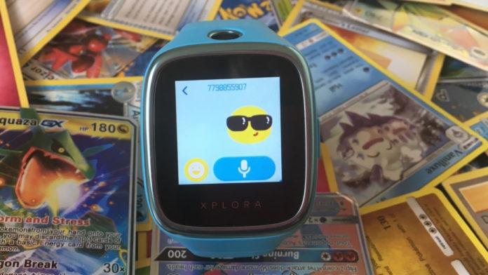 смарт часы с функцией телефона для детей