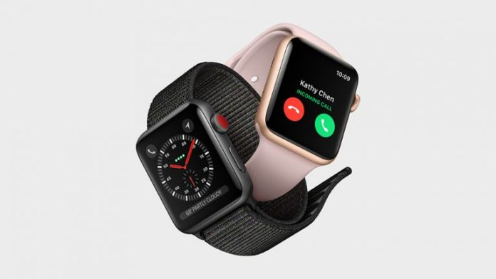 Apple Watch Series 4 характеристики
