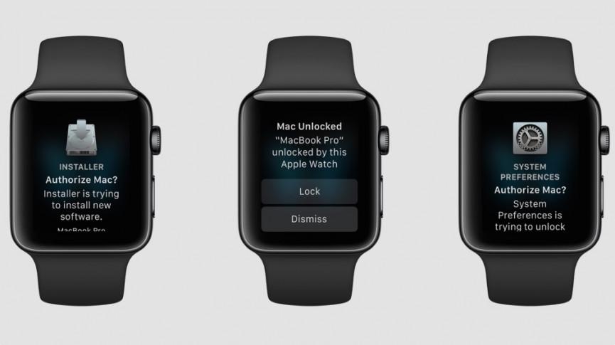 Как разблокировать Mac с помощью Apple Watch