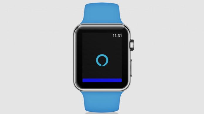 Apple Watch Alexa