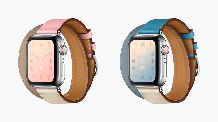 Apple обновляет всю линейку ремешков для часов новыми весенними цветами