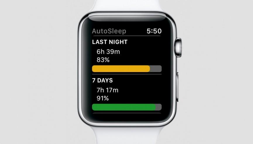 Лучшие приложения для отслеживания сна для Apple Watch