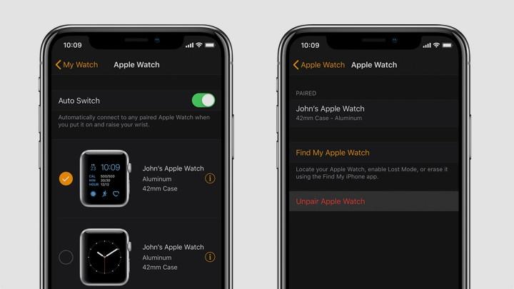 Как отключить и сбросить настройки Apple Watch (и как подключиться к новому iPhone)