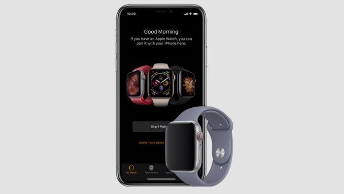 kak ustanovit lte na apple watch