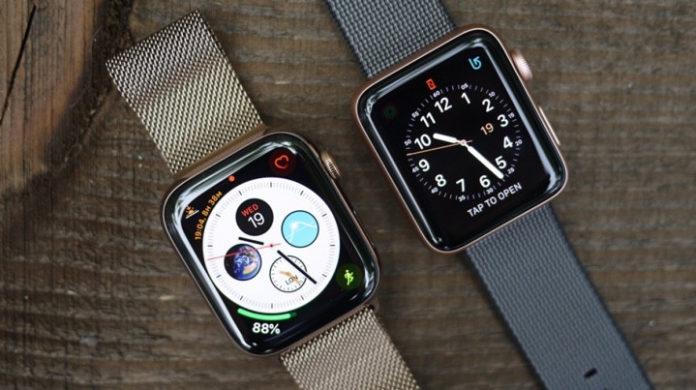 vse modeli apple watch