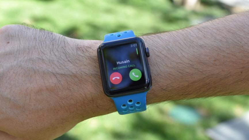 Как звонить с Apple Watch- ЛЕГКО!