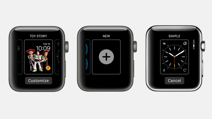 Как настроить циферблат на Apple Watch