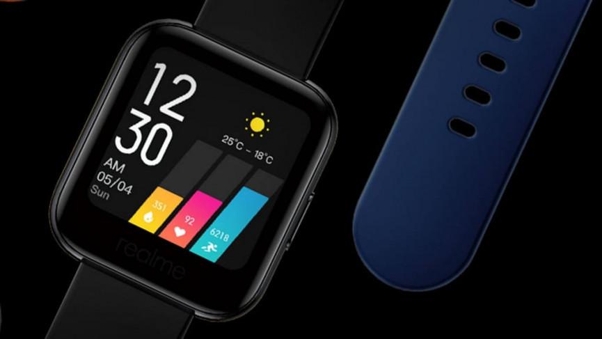 Часы Realme Watch с 20-дневным временем автономной работы: обзор