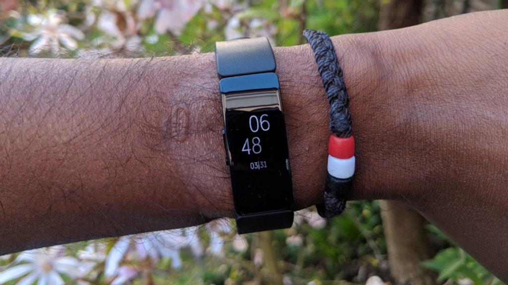 Fitbit Inspire полный обзор