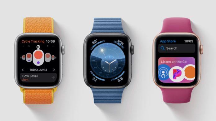 Apple watch OS 6