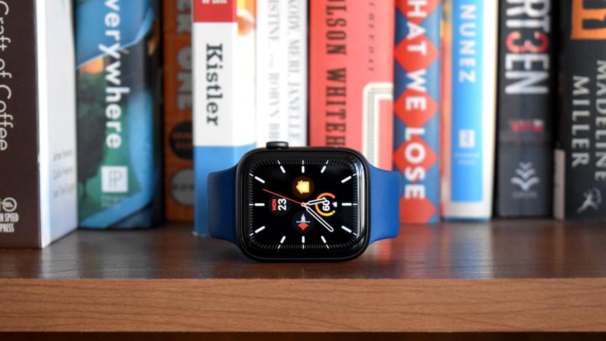 Обзор Apple Watch Series 5