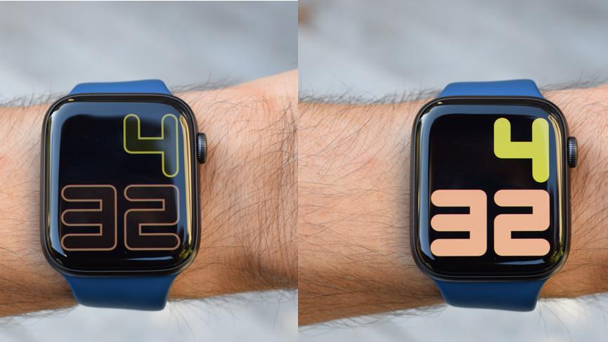 Apple Watch Series 5 и Series 4 основные различия