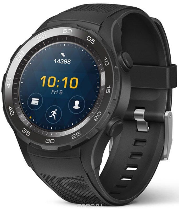 Умные часы Huawei Watch 2 Sport Обзор