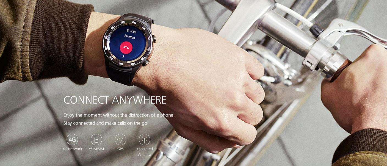 Умные часы Huawei Watch 2 Sport 4G