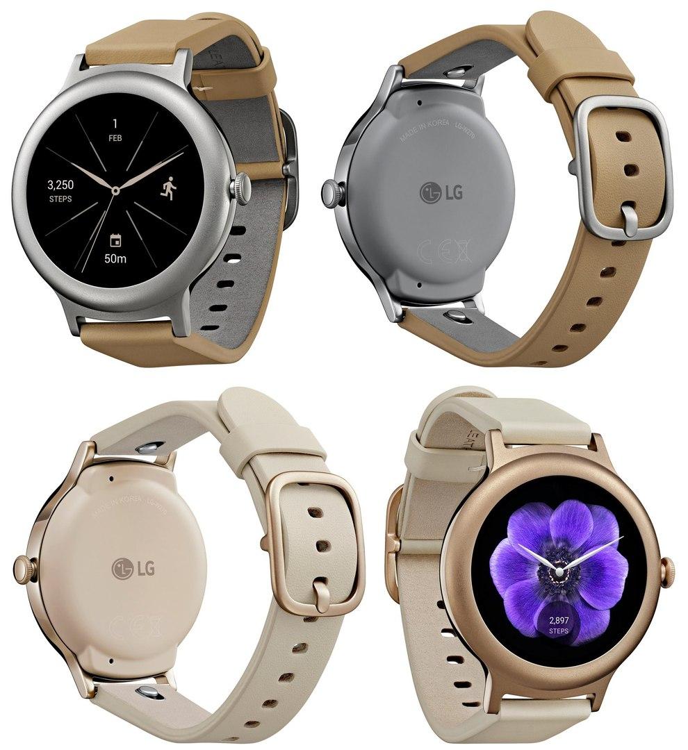 Часы LG Watch Style. Полный обзор и характеристики