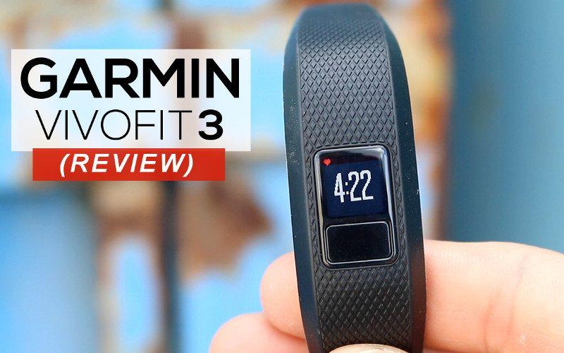 Полный обзор и характеристики Garmin Vivofit 3