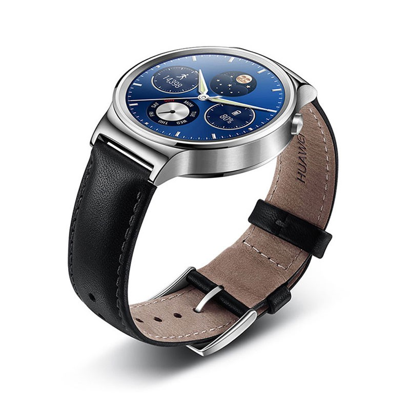 Умные часы Huawei Watch Genuine Leather Strap