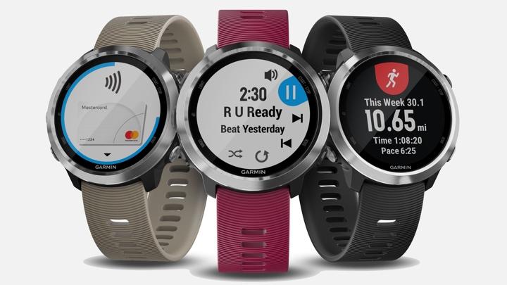 Обзор новых флагманских спортивных часов от культовой компании Garmin