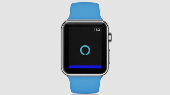Apple Watch Alexa