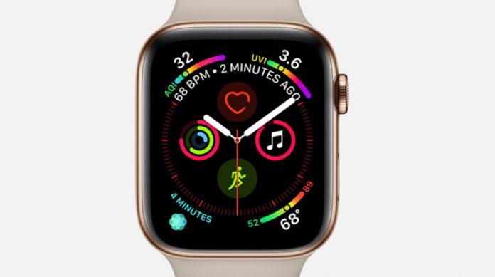 как настроить apple watch