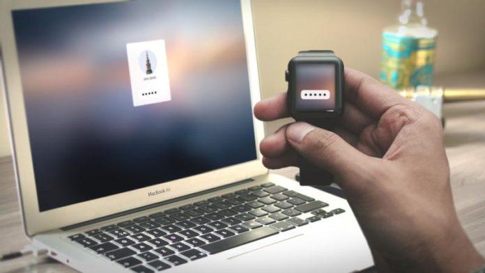 kak razblokirovat mac s pomoshhyu apple watch