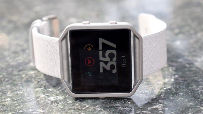 Обзор Fitbit Blaze