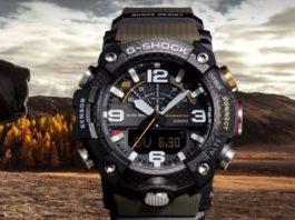 G-Shock Mudmaster от Casio